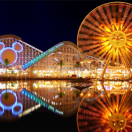 Disney - Disney California Adventure Park