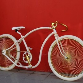 Beach Cruiser Custom bicycle