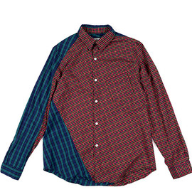 Nepenthes New York - Loftman Exclusive Twisted Shirt