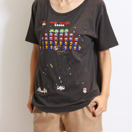 beautiful people - GALAGAビーズTシャツ