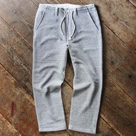 a vontade - Cropped Sweat Easy Pants