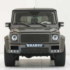 Brabus - Brabus GV12 800 Military Grey matt