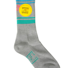 MY LOADS ARE LIGHT - the BAD SON Line Sox (grey)