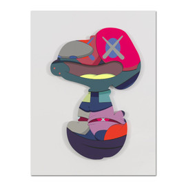 "KAWS - KAWS ""PASS THE BLAME"" @ Galerie Perrotin New York"