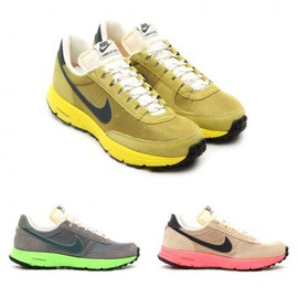 Nike - NIKE LUNAR LDV TRAIL LOW 3COLORS
