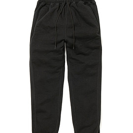 NONNATIVE - DWELLER EASY RIB PANTS COTTON SWEAT