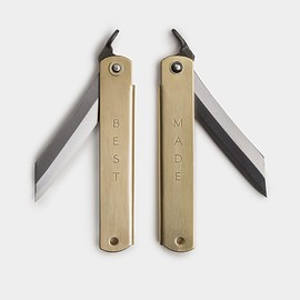 BEST MADE - The Brass Higo