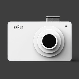 Kim Seongjin - Digital Camera : Hommage for BRAUN