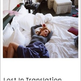 Sofia Coppola - Lost in Translation