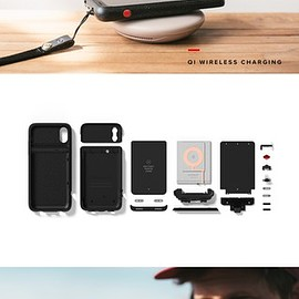 Moment - iPhone X Battery Photo Case