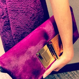 TOM FORD - clutch.