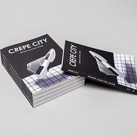 Crepe City - Crepe City Magazine: Issue 2 - NMD Cover