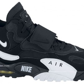 NIKE - Air Speed Max Turf - Black/White