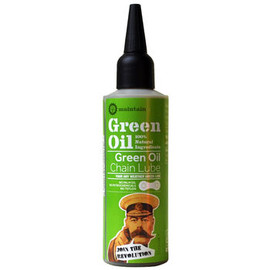 GREEN OIL - Ecological Chain Lube