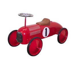 C & N Reproductions - Speedster Racer in Red
