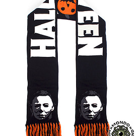 Middle of beyond - Halloween Michael Myers Scarf