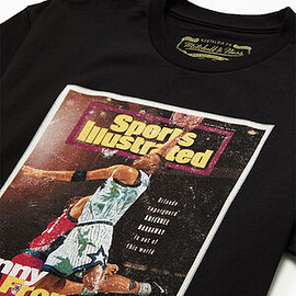 Mitchell & Ness - SI's Penny from Heaven Cover Tee - Black
