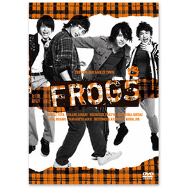 DVD「FROGS」
