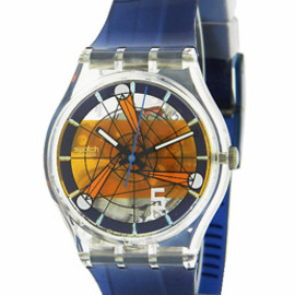 Swatch - GENT FIFTH ELEMENT GK260W