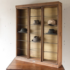 Antique - 1920's Old Store Hat Display Stand