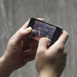 grayhaus - Brick - joystick for smartphone Gaming