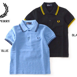 Fred Perry - ポロシャツ(キッズ)