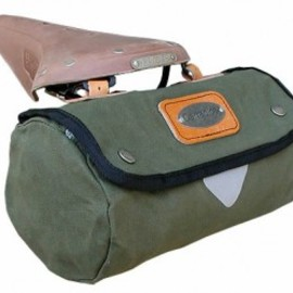 Carradice - Original Saddlebag : Zipped Roll