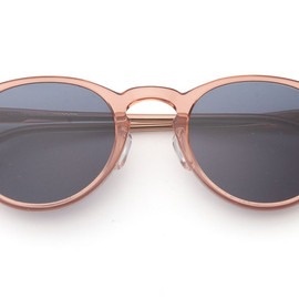 Oliver Peoples - Vintage Sunglasses (Omalley Navy Lenses)