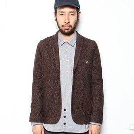 folk - Folk - WOOL TAPED JACKET