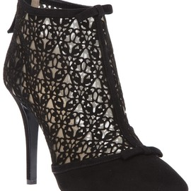 MOSCHINO CHEAP & CHIC - lace ankle boot