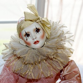 Kay McKee - The Hamilton Collection 'The Dreamer' Porcelain Doll