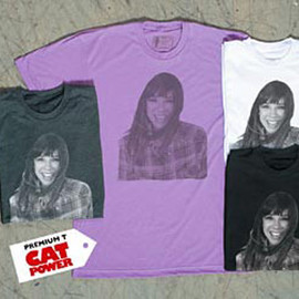 Cat power - T-shirts