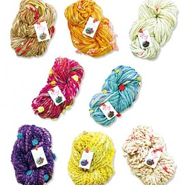 Knit Collage - 【Gypsy Garden】