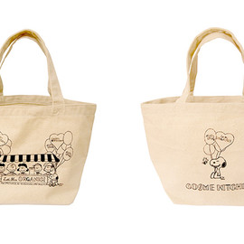 Cosme kitchen - COSME KITCHEN Anniversary Tote Bag