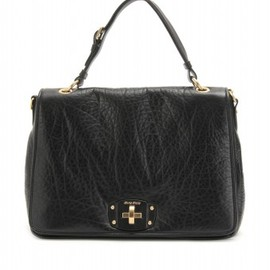 miu miu - TURNLOCK FLAP-OVER TOTE