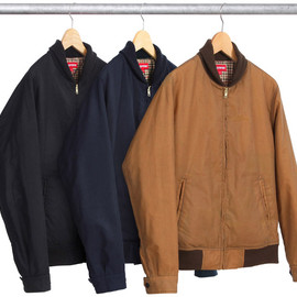 Supreme - Club Jacket