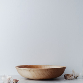 herriott grace - wide maple bowl