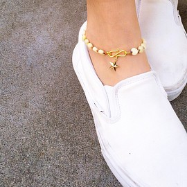 Kei'co - anklet
