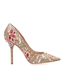 DOLCE&GABBANA - Belucci beaded point toe pumps