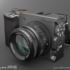 Snima - 'IRIS'   A Full-frame Mirror-less Camera