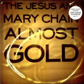 "The Jesus And Mary Chain - Almost Gold  12"", Limited Edition  UK Released: 1992"