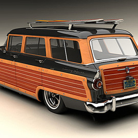 Ford - Country Squire