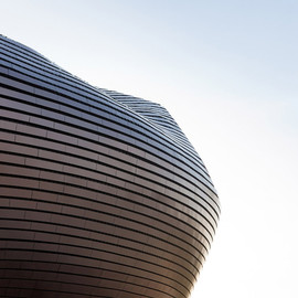 MAD Architects - Ordos Museum,  Mongolia