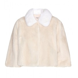 miu miu - Cropped mink fur jacket