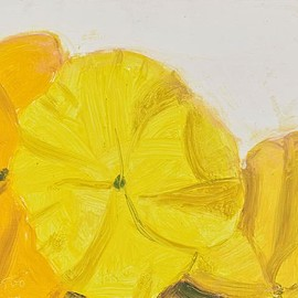 Alex Katz - 'Pansies'