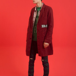 UNDERCOVERISM - 2015SS Look15