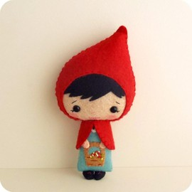 Luulla - Little Red Riding Hood pdf Pattern