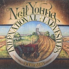 Neil Young / International Harvesters - A Treasure