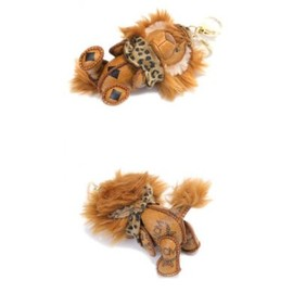 MCM - key holder ♡ lion