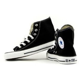 CONVERSE -  ALLSTAR CONVERSE BLACK HIGH TOP